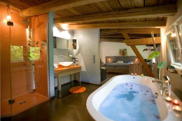 Beispiel: Stilvolle Hotelzimmer, Foto: Hotel Zur Kloster-Mühle.