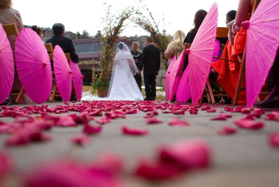 Trauung perfekt organisiert, Foto: Ihre Hochzeitsplanerin