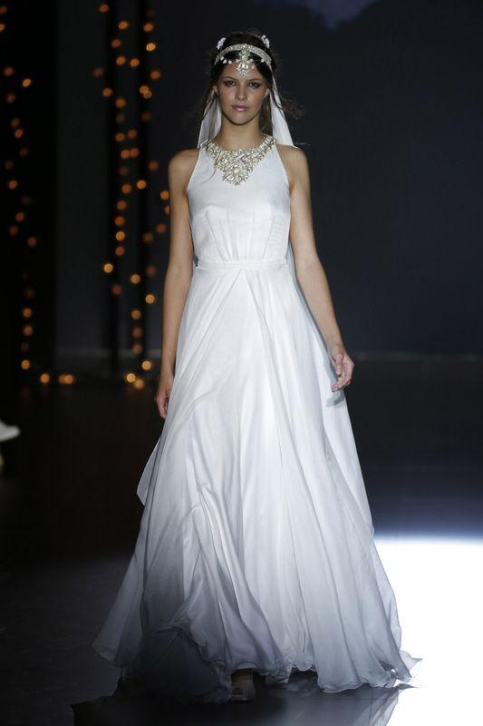 Jesus Peiro Barcelona Bridal Week