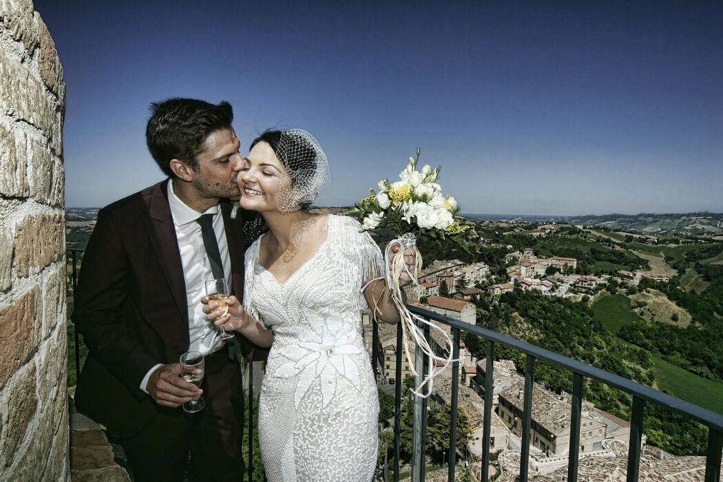 Terrazza degli sposi