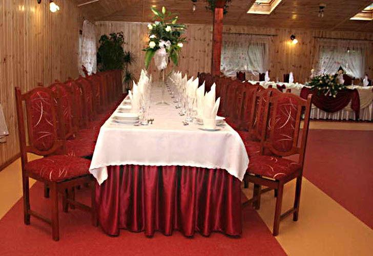 Józefówka Sątopy, miejsce na wiejskie wesele
