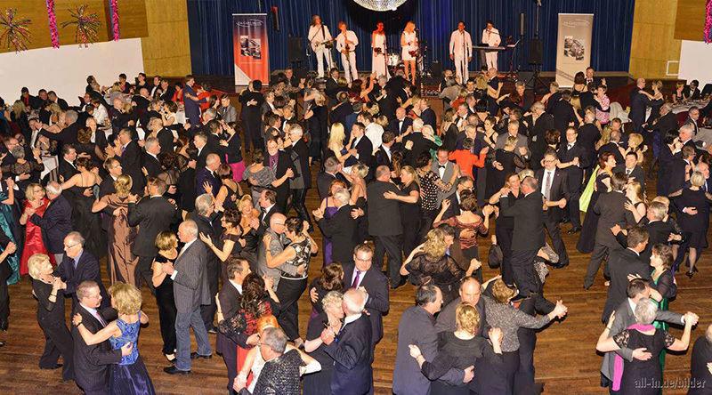 Beispiel: Volle Tanzfläche, Foto: Da Capo Music.