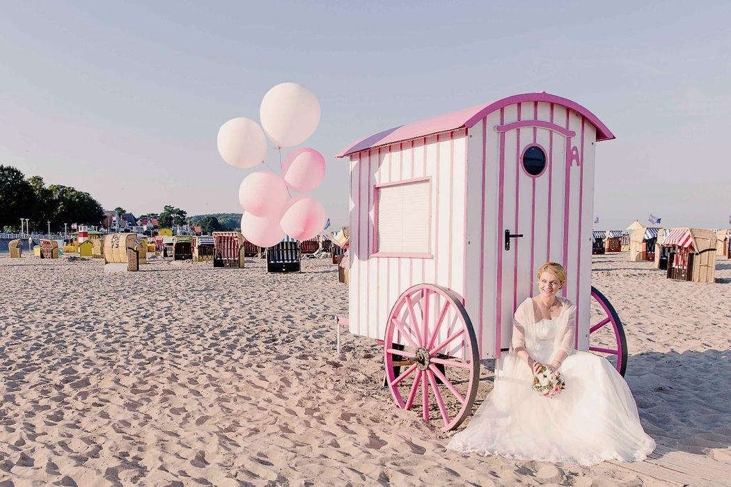 Hochzeitsreportage Travemünde | Ostsee
