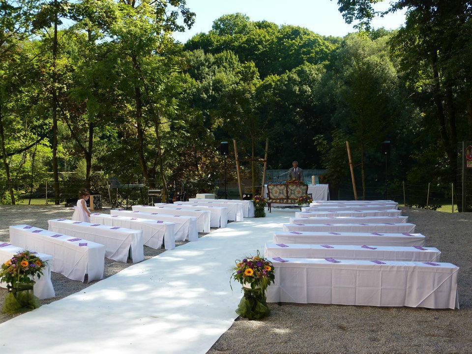 Beispiel: Planung und Gestaltung Ihres großen Tages, Foto: Die Hochzeitsgestalter.