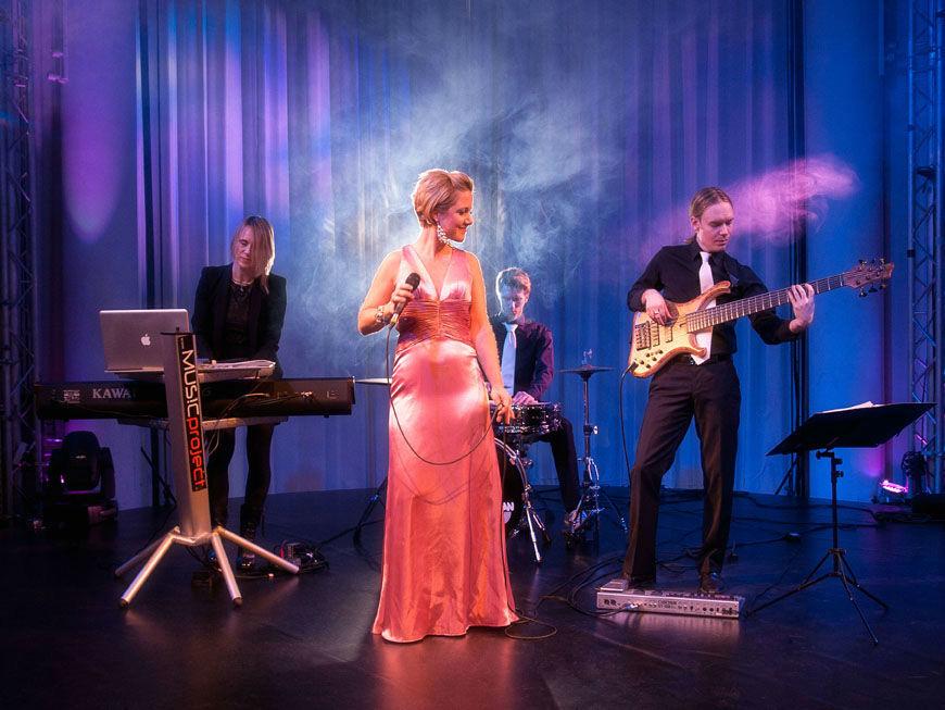 Beispiel: Live, Foto: Melange Royal.