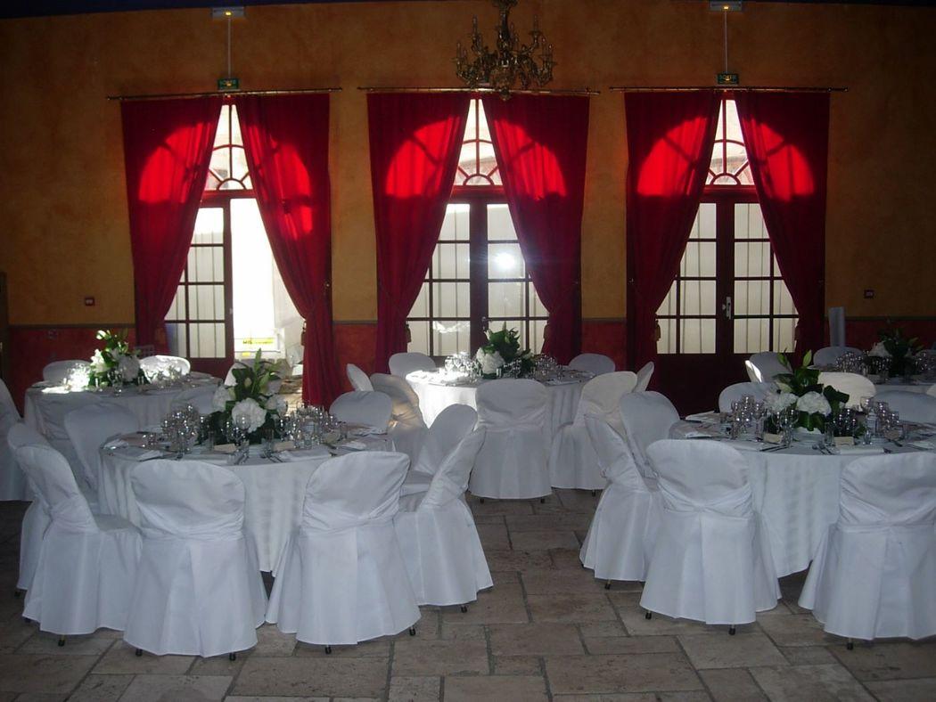 Dîner dans l'Orangerie - Château de Villiers Cerny