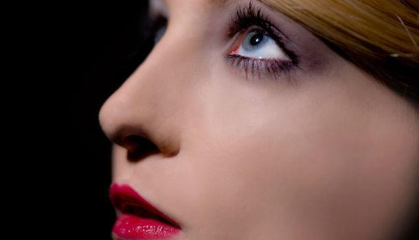 Beispiel: Braut-Make up, Foto: Schnittpunkt Marion.
