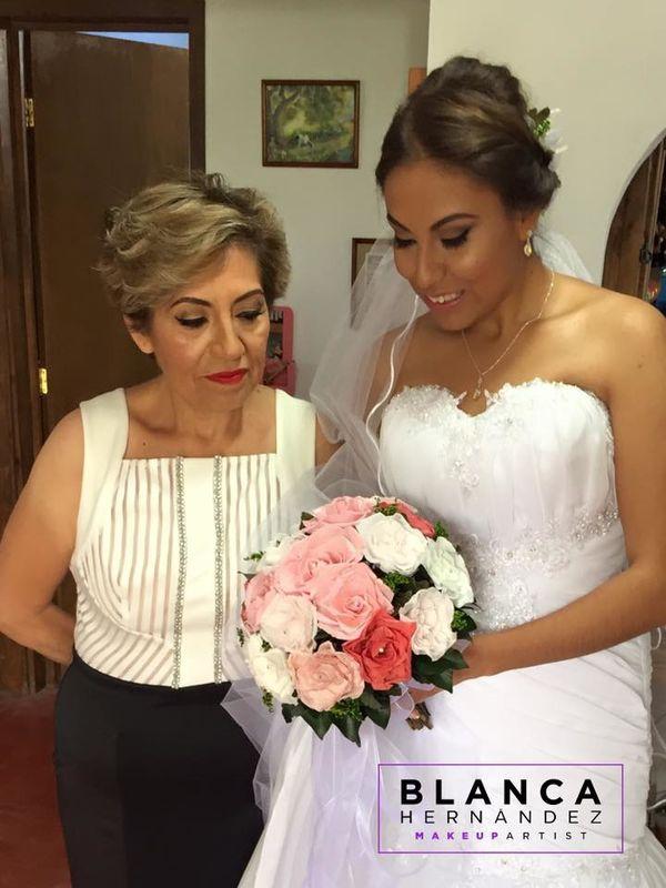 Novia & Mom