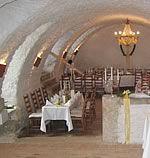 Beispiel: Hochzeitskeller, Foto: Hofgut Battenberg.