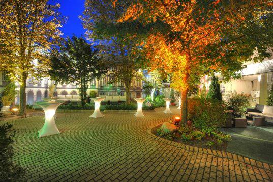 Beispiel: Luisenpark Mannheim, Foto: Events & Morr.