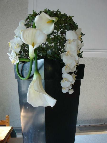 Décoration florale - Tiges et Pétales