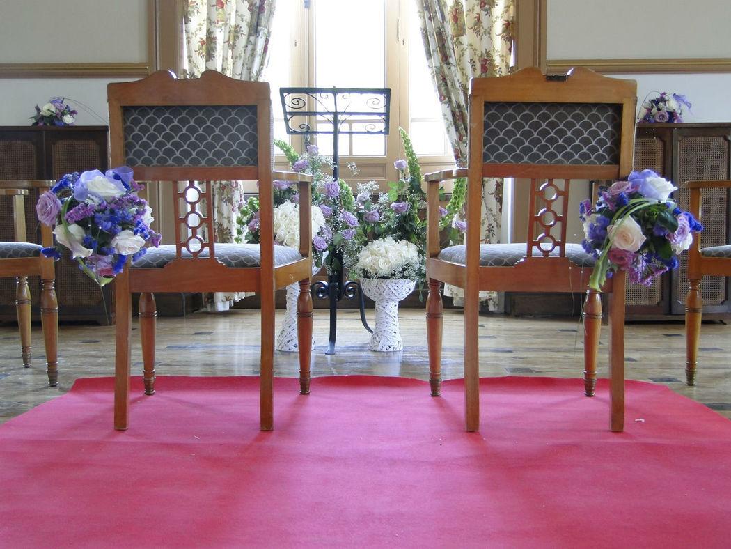 Cadeiras Noivos