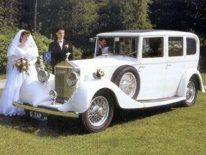 Tap Trouwvervoer Rolls Royce 20/25