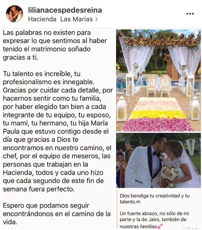 haciendalasmarias.co lilianacespededesreina.com