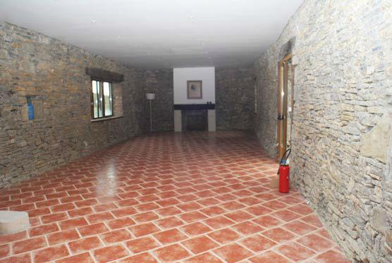 Domaine de Lucain - la salle