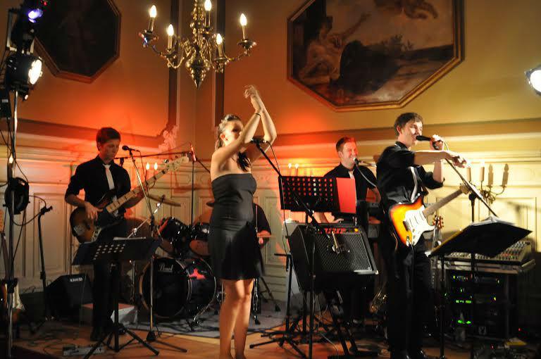 Beispiel: Musikalisches Rahmenprogramm, Foto: Meine Wunschhochzeit.