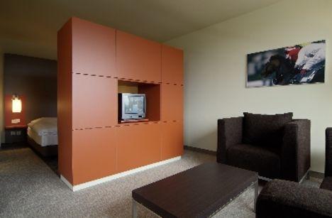 Beispiel: Zimmer, Foto: Atlantic Hotel Galopprennbahn.