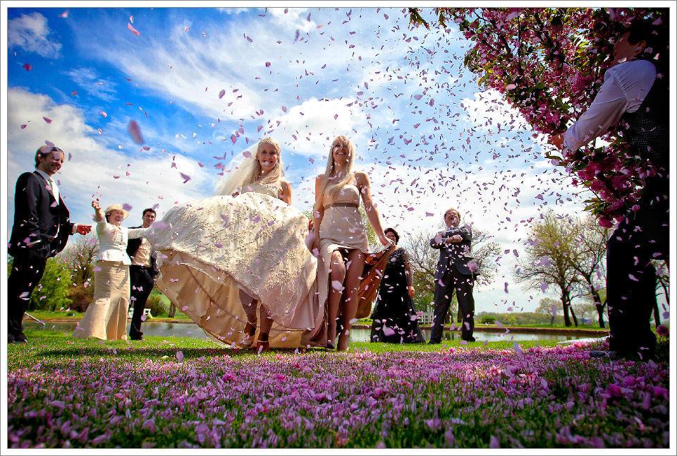 Beispiel: Professionelle Hochzeitsfotografie, Foto: Hochzeitsfotovideo.