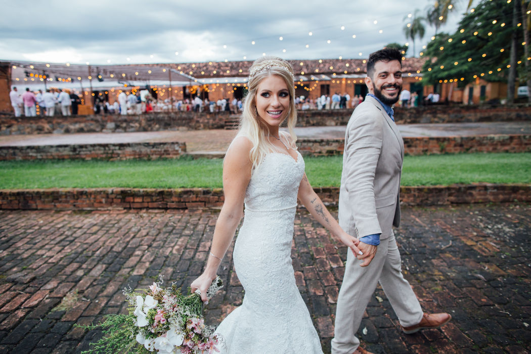 Lauren e Flávio (Fazenda Vasooural- Itu/SP)