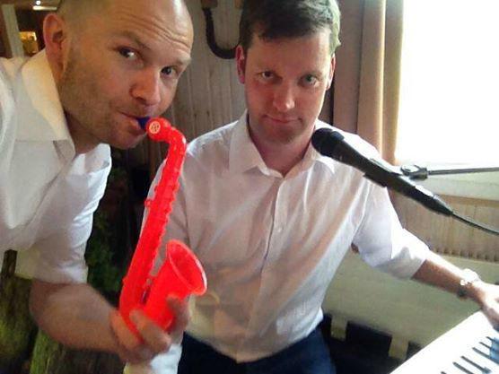 Beispiel: Curt Wedding und James Crasher, Foto: The Wedding Crashers.