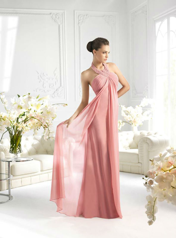 Beispiel: Mode für Brautführerinnen, Foto: Brautsalon Flossmann Festmode.