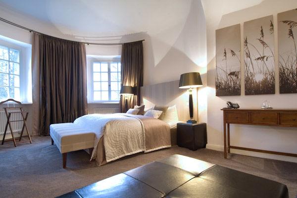 Beispiel: Zimmer, Foto: Schloss Kartzow.