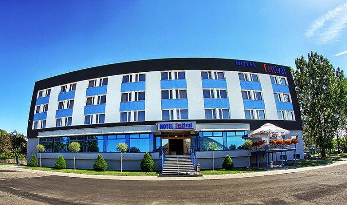 Hotel Festival w Opolu