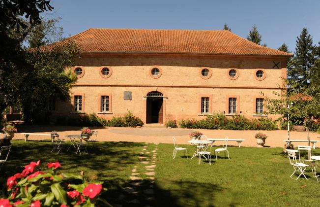 Château Calaoué     L'Orangerie