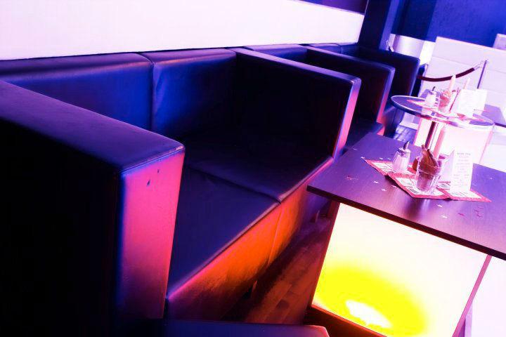 Beispiel: Lounge-Atmosphäre, Foto: A-Lounge Berlin.