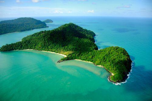 Inseln von Langkawi, Malaysia