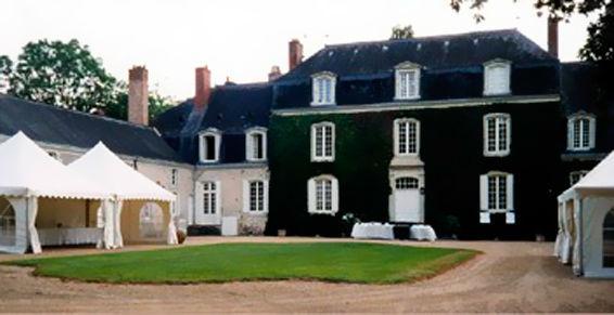 Le Château de la Chetardière