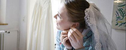 Beispiel: Braut, Foto: Gut Sonnenhausen.