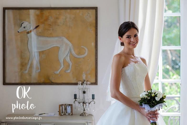 Mariage à Paris. Hôtel de luxe