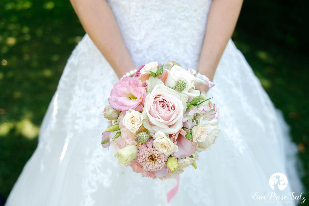 Hochzeitsreportage: Brautshooting