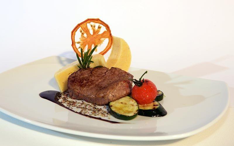 Beispiel: Gastronomisches, Foto: Jugendstil-Hotel Paxmontana.