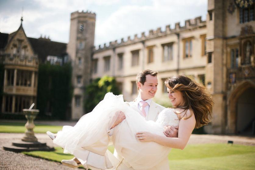 Summer Wedding in Cambridge - Stylish Events