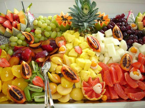 Beispiel: Frische Zutaten, Foto: Dwenger Catering & Events.