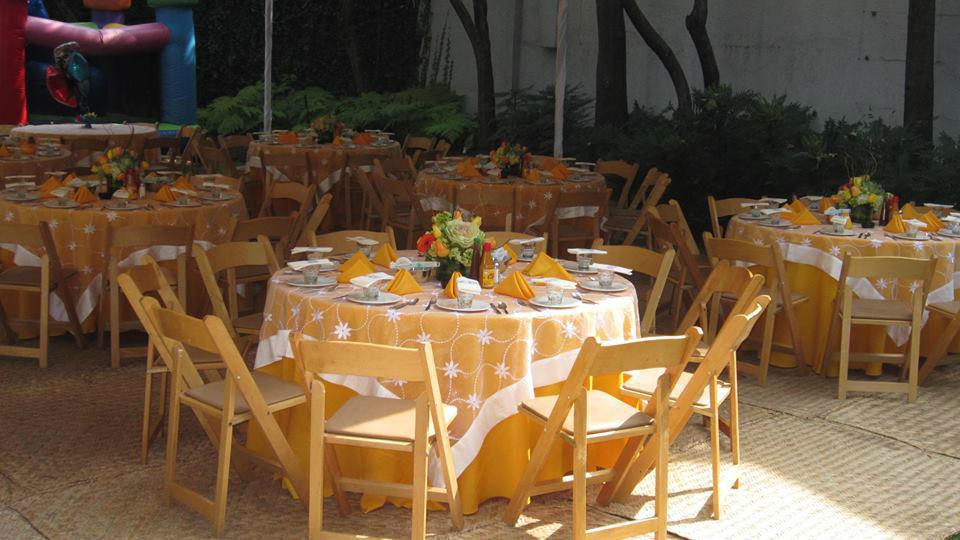 Etiqueta Rigurosa, mobiliario, decoración y banquetes para tu boda en Distrito Federal