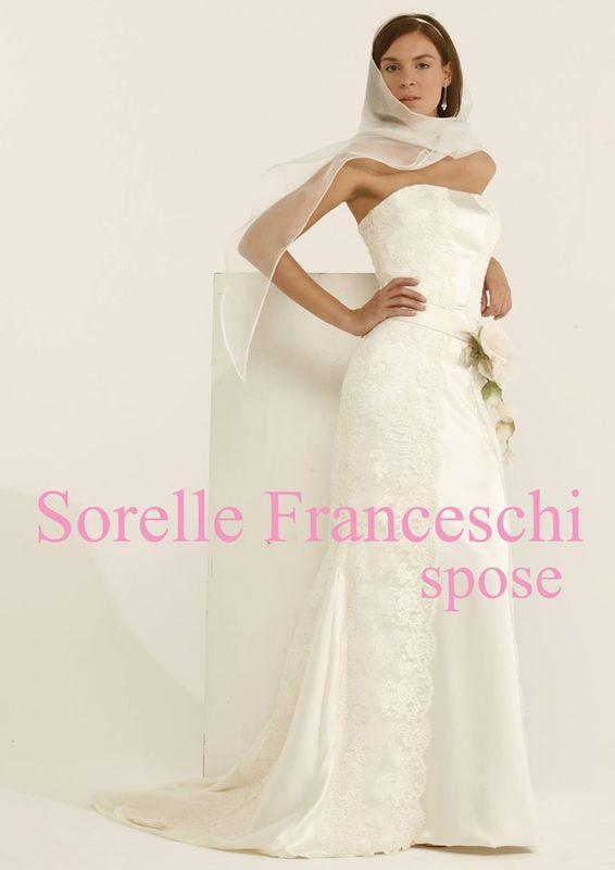Sorelle Franceschi Spose