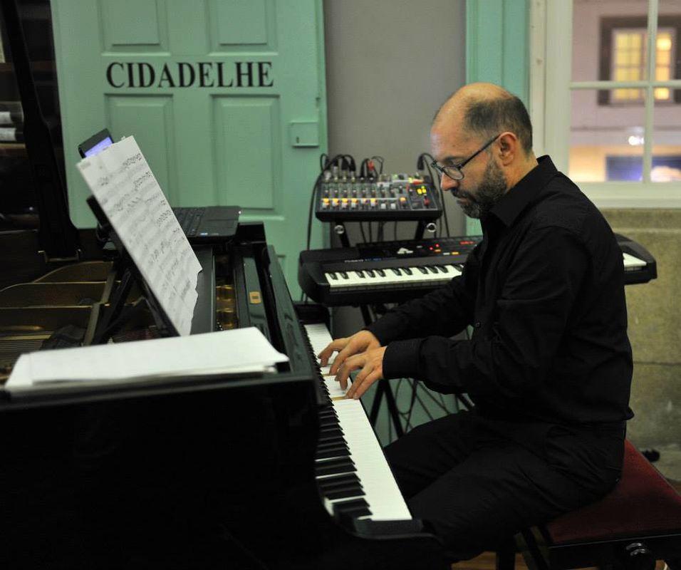 Música Ambiente / Café-Concerto  © Alberto Mendonça Produções