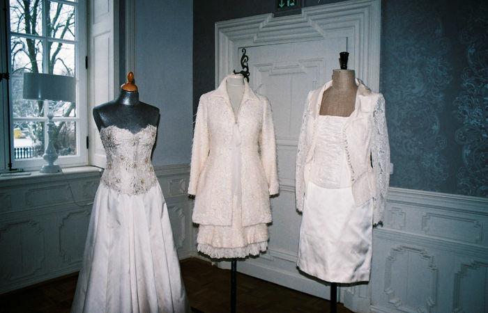 Beispiel: Einzigartige Mode, Foto: Rieth-Couture.