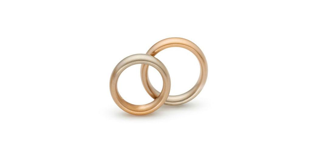 Beispiel: Die Ringe fürs Leben, Foto: Juwelier Schlund.