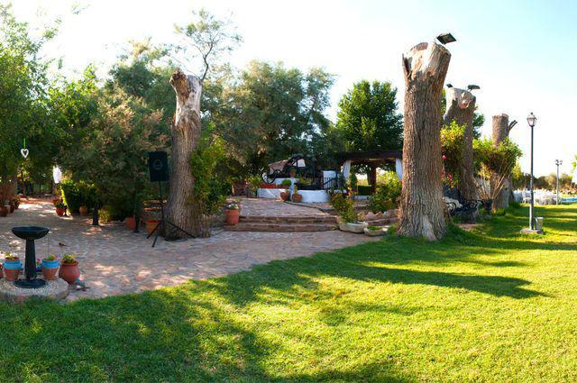 El Jardín de los Alamos