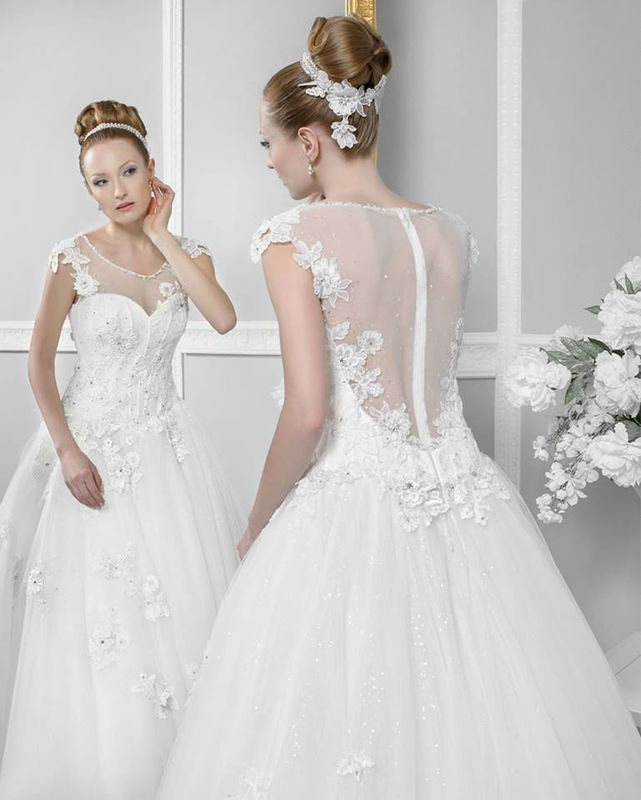 Chiaraeffe Haute Couture pour le Mariage