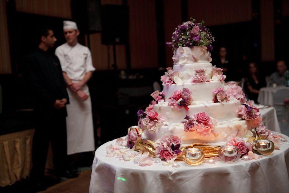 Hochzeitstorte, Foto: Thomas Weinhold, Hochzeitslicht für Engel 07