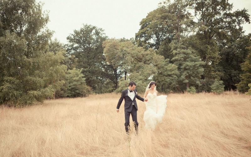 Beispiel: Wunderschöne Hochzeitsfotos, Foto: Berlin Weddings Hochzeitsfotografie.