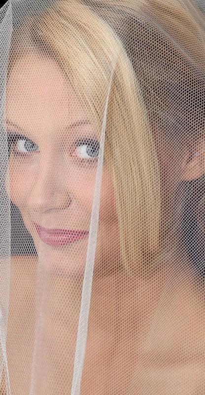 Beispiel: Make-up für die Braut, Foto: Art Niveau.