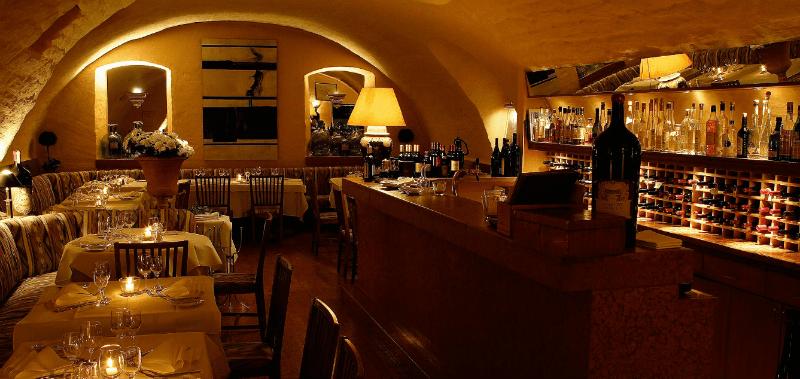 Beispiel: Restaurant, Foto: Gebrüder Meurer.