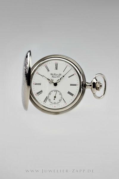 Beispiel: Taschenuhr, Foto: Juwelier Zapp.