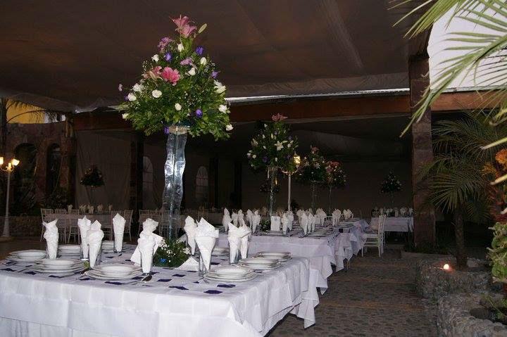 Banquetes y Jardín Edén, lugar para hacer eventos en Cuautitlán Izcalli.